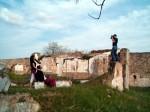 Obras de arte: Europa : España : Extremadura_Badajoz : badajoz_ciudad : Mujer Río Guadajira