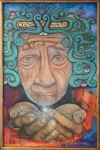 Obras de arte:  : México : Oaxaca :  : LA ABUELA MIXTECA