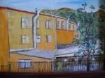 Obras de arte: America : Chile : Valparaiso :  : mi barrio