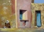 Obras de arte:  : España : Andalucía_Sevilla : Espartinas : En el Uaad Draa