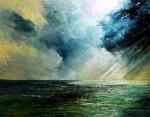 Obras de arte:  : España : Murcia :  : lluvia marina