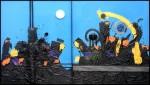 Obras de arte:  : España : Castilla_La_Mancha_Toledo : QUINTANAR : Sombras Chinescas