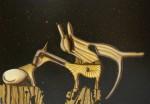 Obras de arte: Europa : España : Islas_Baleares : palma_de_mallorca : fragmento de la obra la adecuacion del agobio.  En memoria de Jesus de la Rosa(grupo triana)