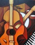 Obras de arte: Europa : España : Galicia_Pontevedra : pontevedra : PERCUSION