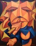 Obras de arte: Europa : España : Galicia_Pontevedra : pontevedra : LA REINA