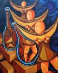 Obras de arte: Europa : España : Galicia_Pontevedra : pontevedra : BAILARINAS
