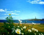 Obras de arte: Europa : España : Galicia_La_Coruña : Coruna : Tras las flores