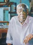 Obras de arte:  : Argentina : Buenos_Aires : Mar_del_Plata : José Dómina. Retrato de mi Abuelo
