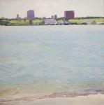 Obras de arte:  : Argentina : Buenos_Aires : Mar_del_Plata : En La Orilla, Sobre Un Velero