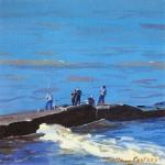 Obras de arte:  : Argentina : Buenos_Aires : Mar_del_Plata : Pesca