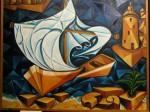 Obras de arte: Europa : España : Galicia_Pontevedra : pontevedra : EL BARCO