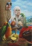 Obras de arte: America : Cuba : Ciudad_de_La_Habana : Playa : El Eco de la Luz que un día te Vio
