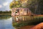Obras de arte: America : Colombia : Antioquia : Medellin : CIMA TROMPA DEL ELEFANTE