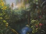 Obras de arte: America : Colombia : Antioquia : Medellin : SELVA TROPICAL