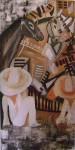 Obras de arte: America : México : Tlaxcala : Tlax : EL SILENCIO DEL MEXICANO