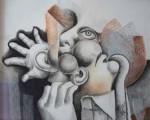 Obras de arte: Europa : España : Aragón_Zaragoza : zaragoza_ciudad : Hombre manos