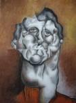 Obras de arte: Europa : España : Aragón_Zaragoza : zaragoza_ciudad : Hombre en gris