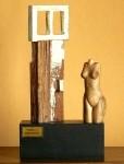 """Obras de arte: America : Argentina : Buenos_Aires : boulogne : """" Ilusión """""""