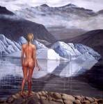 Obras de arte: Europa : España : Galicia_La_Coruña : Coruna : El lago de los sueños