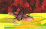 Obras de arte: America : México : Mexico_Distrito-Federal : Tlalpan : Coleóptero