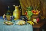 Obras de arte:  : Guatemala : Guatemala-region : Guatemala-ciudad : Bodegon
