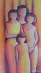Obras de arte:  : Guatemala : Guatemala-region : Guatemala-ciudad : Mujeres