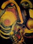 Obras de arte: America : Chile : Antofagasta : antofa : satírica de 1971