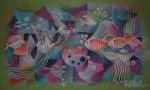 Obras de arte:  : Guatemala : Guatemala-region : Guatemala-ciudad : Acuarium