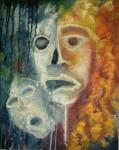 Obras de arte: America : México : Mexico_Distrito-Federal : Coyoacan : HADES (MUERTE(