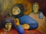 Obras de arte: America : México : Morelos : cuernavaca : trilogia de lo inesperado