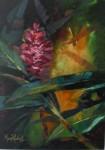 Obras de arte: America : Colombia : Santander_colombia : Bucaramanga : Flor exotica