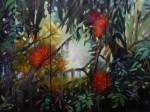 Obras de arte: America : Colombia : Santander_colombia : Bucaramanga : A traves de....la selva