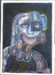 Obras de arte:  : México : Mexico_Distrito-Federal : miguel_hidalgo : SER ENIGMATICO SONRRIENTE