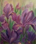 Obras de arte:  : España : Catalunya_Tarragona :  : Iris azules