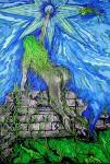 Obras de arte: Europa : Francia : Languedoc-Roussillon : beziers : DAME NATURE(dama naturaleza)
