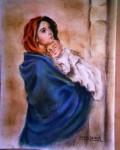 Obras de arte: America : Argentina : Buenos_Aires : San_Isidro : Virgen y niño