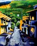 Obras de arte: America : Colombia : Antioquia : Medellin : EN ESTAS CALLES.