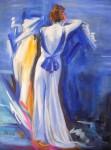 Obras de arte: Europa : España : Aragón_Zaragoza : zaragoza_ciudad : Sinfonia de azules