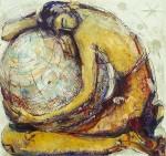 Obras de arte: Europa : España : Islas_Baleares : Es_Castell : el encuentro