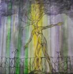 Obras de arte: America : Argentina : Buenos_Aires : ituzaingo : Naturaleza destruída