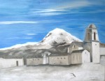 Obras de arte: America : Argentina : Cordoba : Cordoba_ciudad : Monte Sajama - Oruro