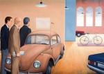 Obras de arte:  : Alemania : Mecklenburg-Vorpommern :  : La Crisis del Petróleo