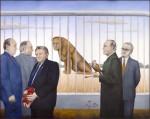 Pinturas al óleo 1980-1989
