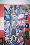 Obras de arte:  : España : Galicia_La_Coruña : Santiago_de_Compostela : Paso del tiempo