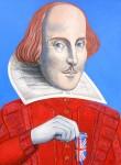 Obras de arte:  : Alemania : Mecklenburg-Vorpommern :  : Shakespeare 11