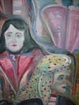 Obras de arte:  : España : Galicia_La_Coruña : Santiago_de_Compostela : Las Marías