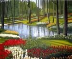 Obras de arte: Europa : España : Galicia_La_Coruña : Coruna : El rio de mi sueño