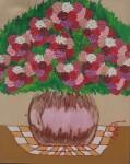 Obras de arte:  : Argentina : Salta : San_Miguel_de_Tucuman : Flores en el jarrón 1