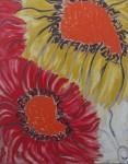 Obras de arte:  : Argentina : Salta : San_Miguel_de_Tucuman : Soles floreados