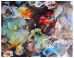 Obras de arte:  : Colombia : Antioquia : Medellin : De la serie Atardeceres
